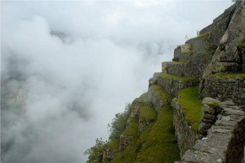 Paisajes increíbles: Machu Picchu