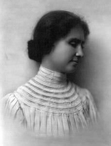 Vidas ejemplares: Helen Keller y superar las discapacidades