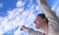 Cómo ser realmente feliz sin grandes posesiones