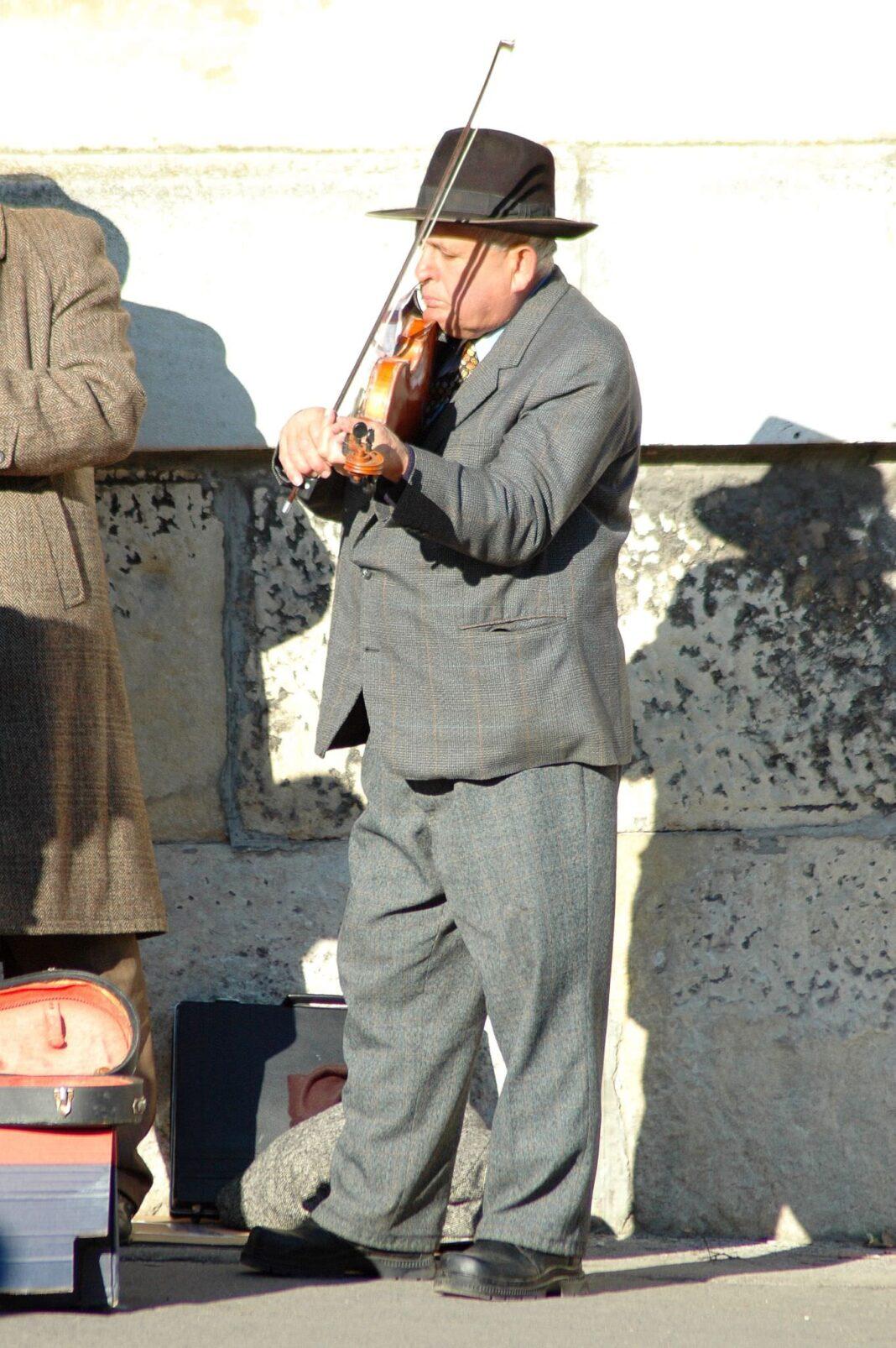 Cuentos para pensar: el violinista