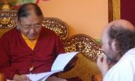 Conferencia del Lama Ngawang Dorje Dondrub: Navegando en el mar de las emociones