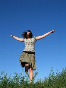 Cómo ser feliz en 6 pasos