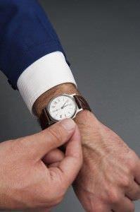 Evitar el excesivo control del tiempo