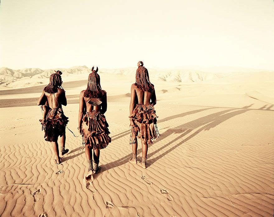 Impresionantes fotos de tribus a punto de desaparecer
