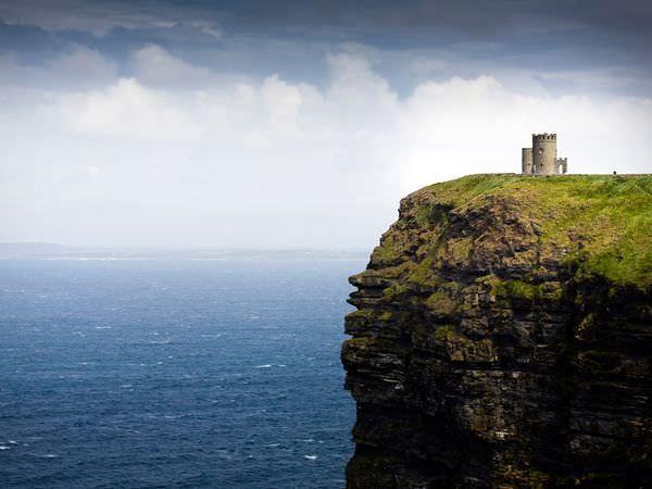 Ocio alternativo y viajes: Irlanda y sus paisajes y acantilados
