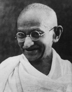 Las 10 claves de Gandhi para cambiar el mundo