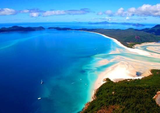Las 5 mejores playas del mundo para desconectar