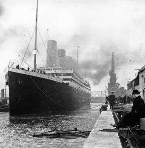 Aniversario del hundimiento del Titanic