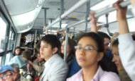 Flashmob: Sorpresa en el viaje de autobús