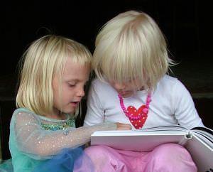 La importancia de leer a los niños