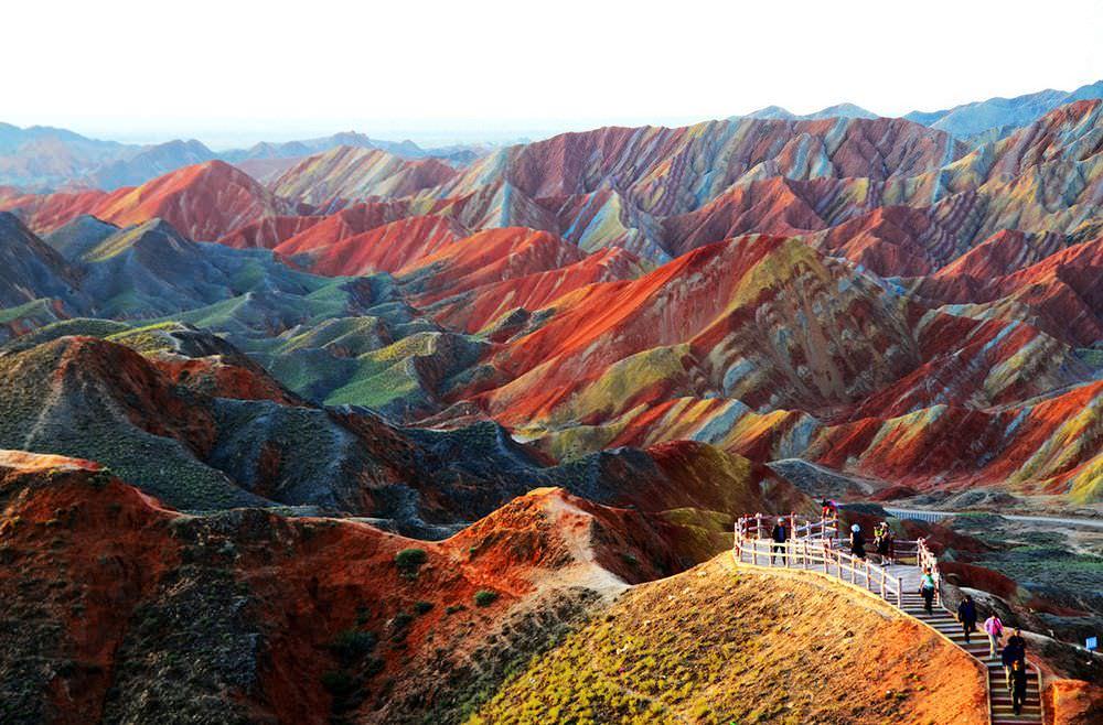 Los lugares más impresionantes del mundo para viajar