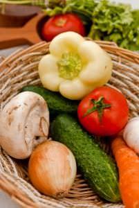 Propiedades de las verduras para nuestra salud