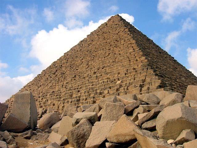 El misterio de las pirámides de Egipto