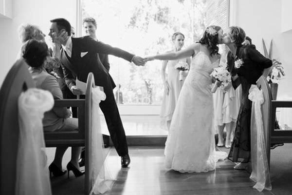 Fotos de boda muy originales y bonitas