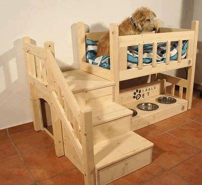 Originales y fabulosas casas para perros gu a - Mascotas originales para tener en casa ...