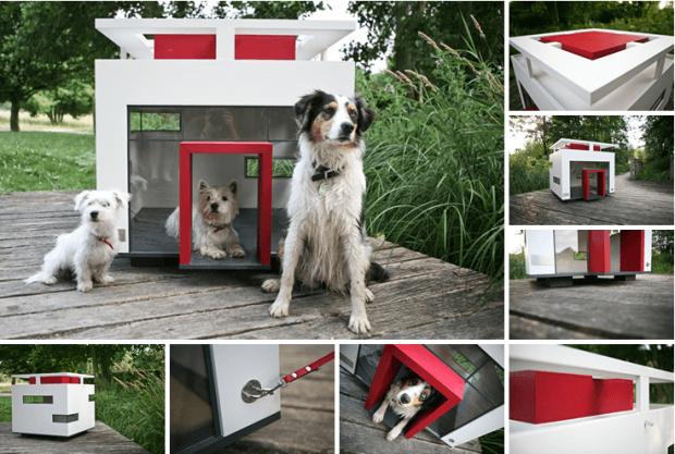 Originales Y Fabulosas Casas Para Perros Gu A