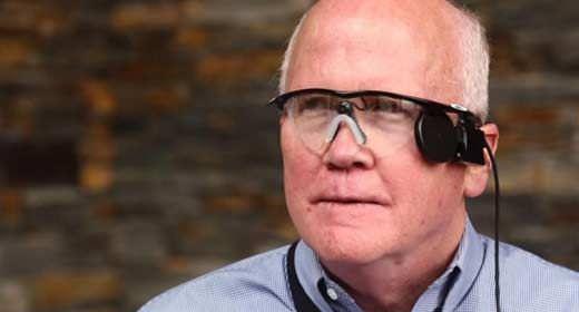 ¿Cómo reaccionará un hombre ciego que recupera la vista 35 años después?