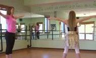 Esta bailarina es una niña muy especial