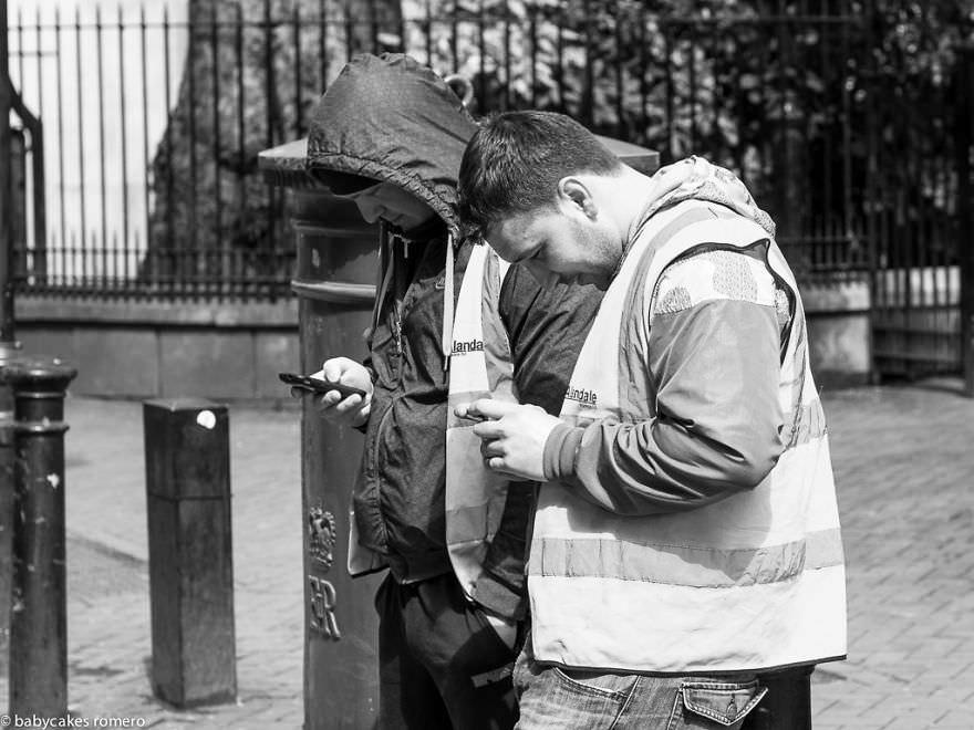 Reflexión: ¿Los teléfonos móviles nos ayuda a comunicarnos mejor?