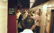 Un experimento en el metro para alegrar el día de los conductores