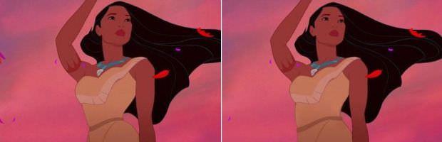 ¿Cómo serían las princesas Disney si sus cuerpos fueran reales y proporcionados?
