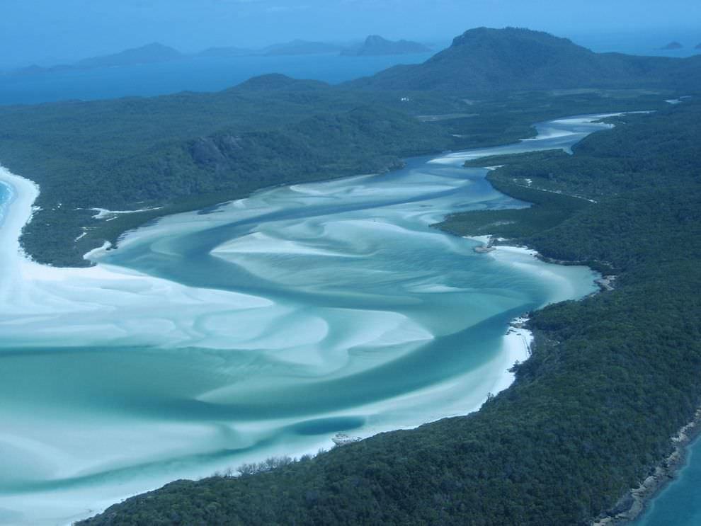 Los lugares más increíbles y bonitos del mundo para ir de viaje