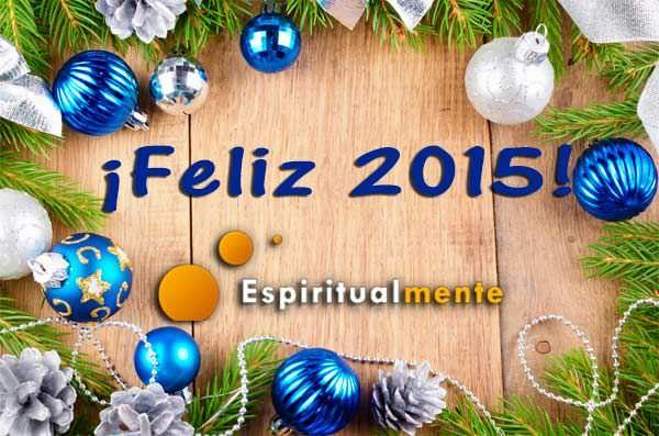 ¡Espiritualmente te desea Feliz Año Nuevo!