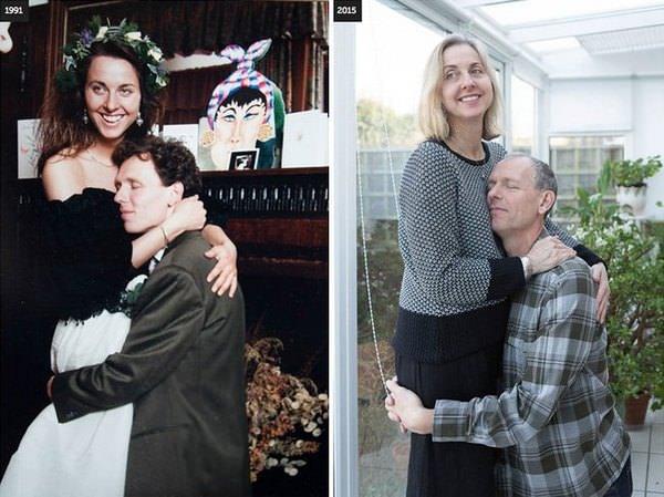 Estas parejas nos demuestran que hay amores para toda la vida 2
