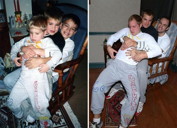 Estos hermanos le hicieron a su madre el mejor regalo del mundo 10