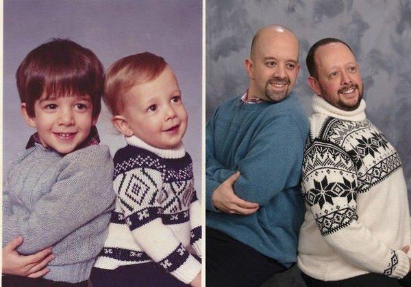 Hermanos una amistad para toda la vida 5