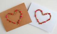 Ideas de tarjetas para San Valentín que puedes hacer tú mismo
