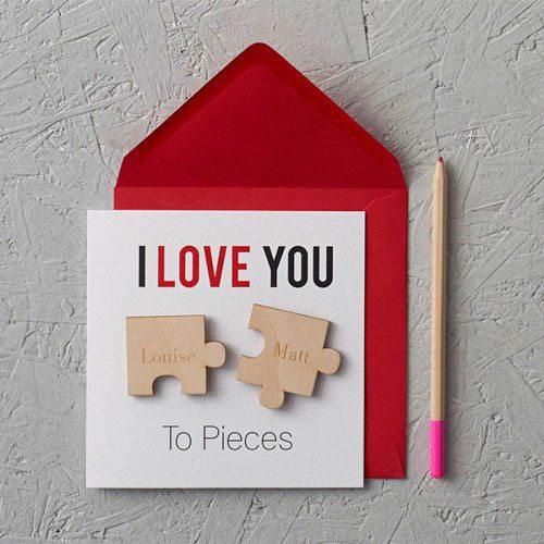 Ideas de tarjetas para San Valentín que puedes hacer tú mismo 8