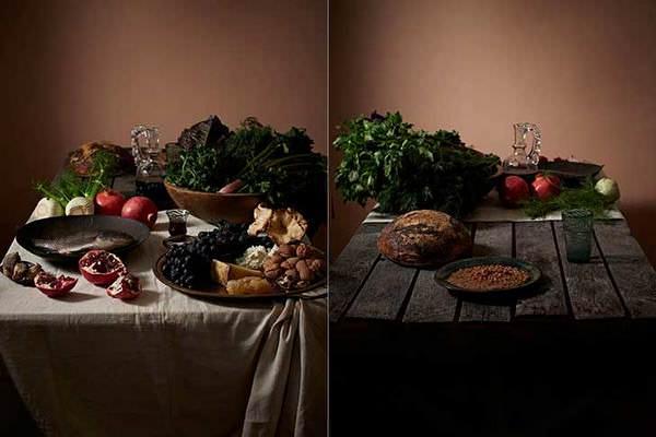Las diferencias de la alimentación entre ricos y pobres  - Antigua Roma