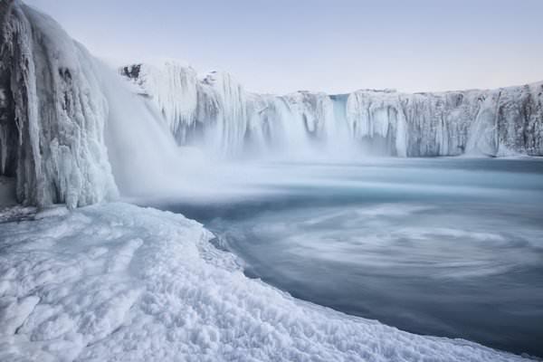 Las imágenes más bonitas de la naturaleza en invierno 2