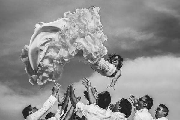 Las mejores fotografías de boda de 2014 1