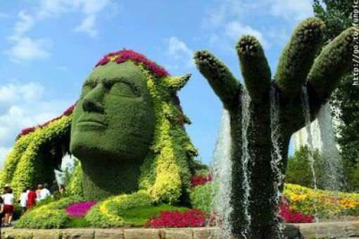 Los jardines más encantadores y fabulosos del mundo 10