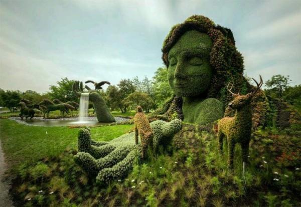 Los jardines más encantadores y fabulosos del mundo 2