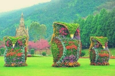 Los jardines más encantadores y fabulosos del mundo 3