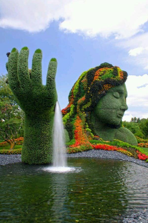 Los jardines m s encantadores y fabulosos del mundo gu a for Jardines espectaculares