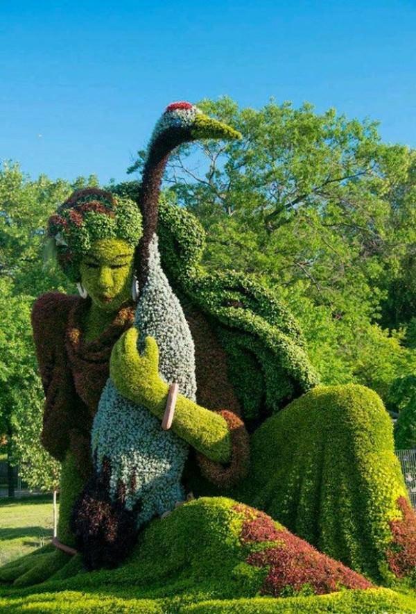 Los jardines más encantadores y fabulosos del mundo 8