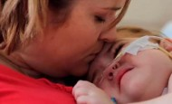 Penny, la niña que necesitaba un trasplante de corazón