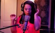 Esta niña con Síndrome de Down nos sorprende a todos con su emotiva canción