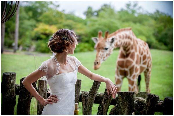 ¿Te imaginas celebrar tu boda en el zoo 5