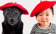 Este niño y su mejor amigo no dejan de disfrazarse juntos