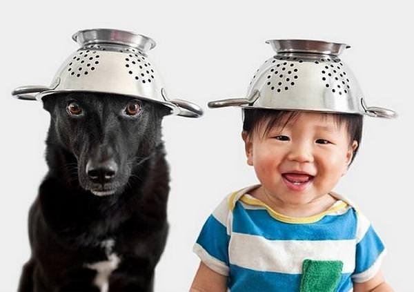 Este niño y su mejor amigo no dejan de disfrazarse juntos 2