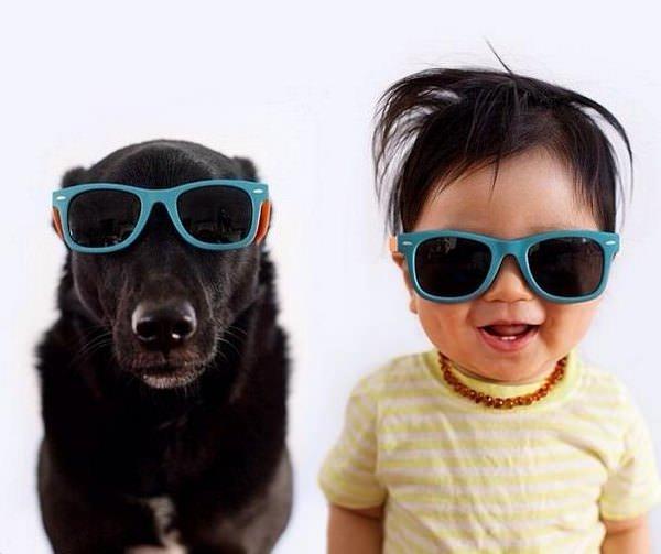 Este niño y su mejor amigo no dejan de disfrazarse juntos 7