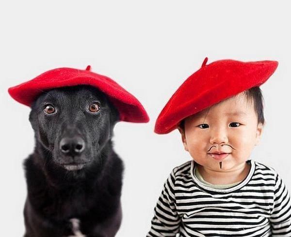 Este niño y su mejor amigo no dejan de disfrazarse juntos 9
