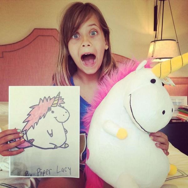 Estos niños ven cómo sus dibujos favoritos se convierten en peluches 3