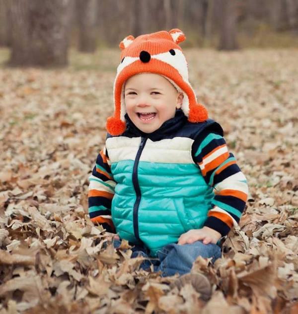Fotos de personas con Síndrome de Down con sus sonrisas más puras 13
