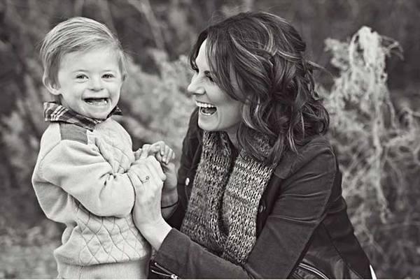 Fotos de personas con Síndrome de Down con sus sonrisas más puras 14